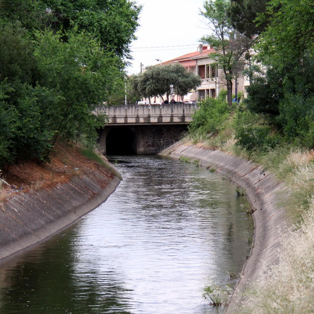 Canale adduttore del fiume tirso monumenti aperti for Canale camera dei deputati