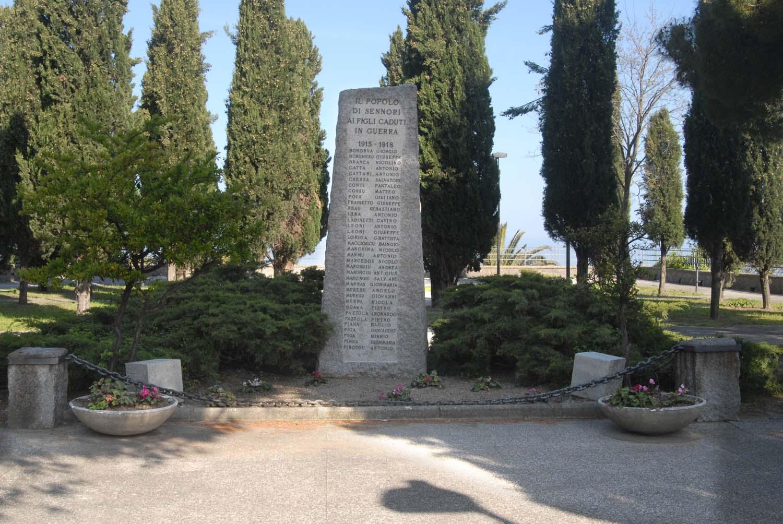 Monumento Ai Caduti Monumenti Aperti