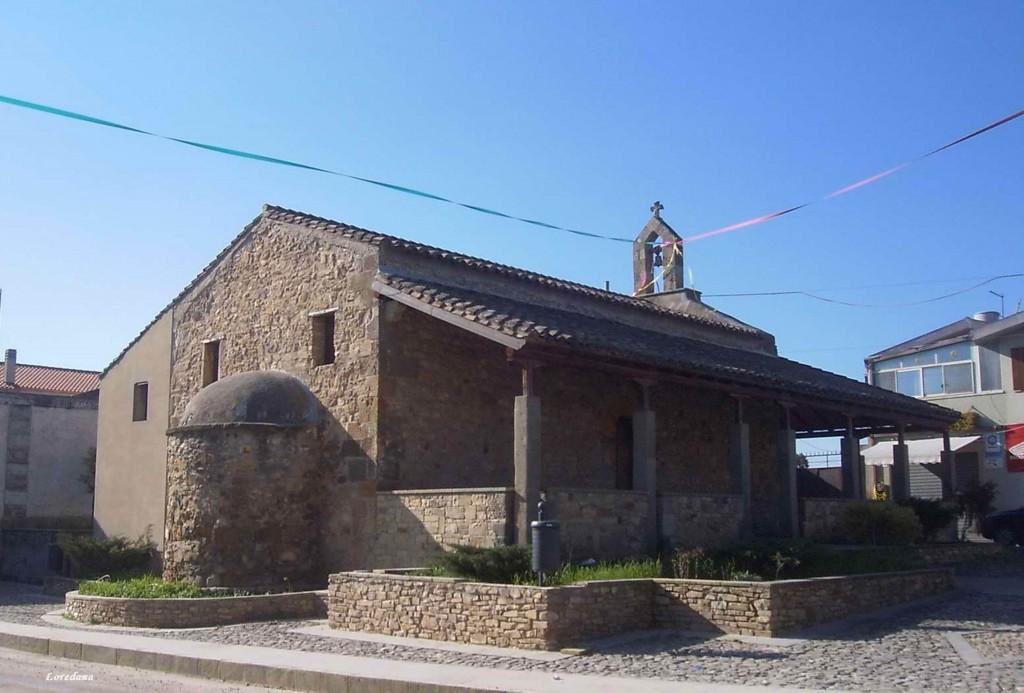 Sanluri_San Martino