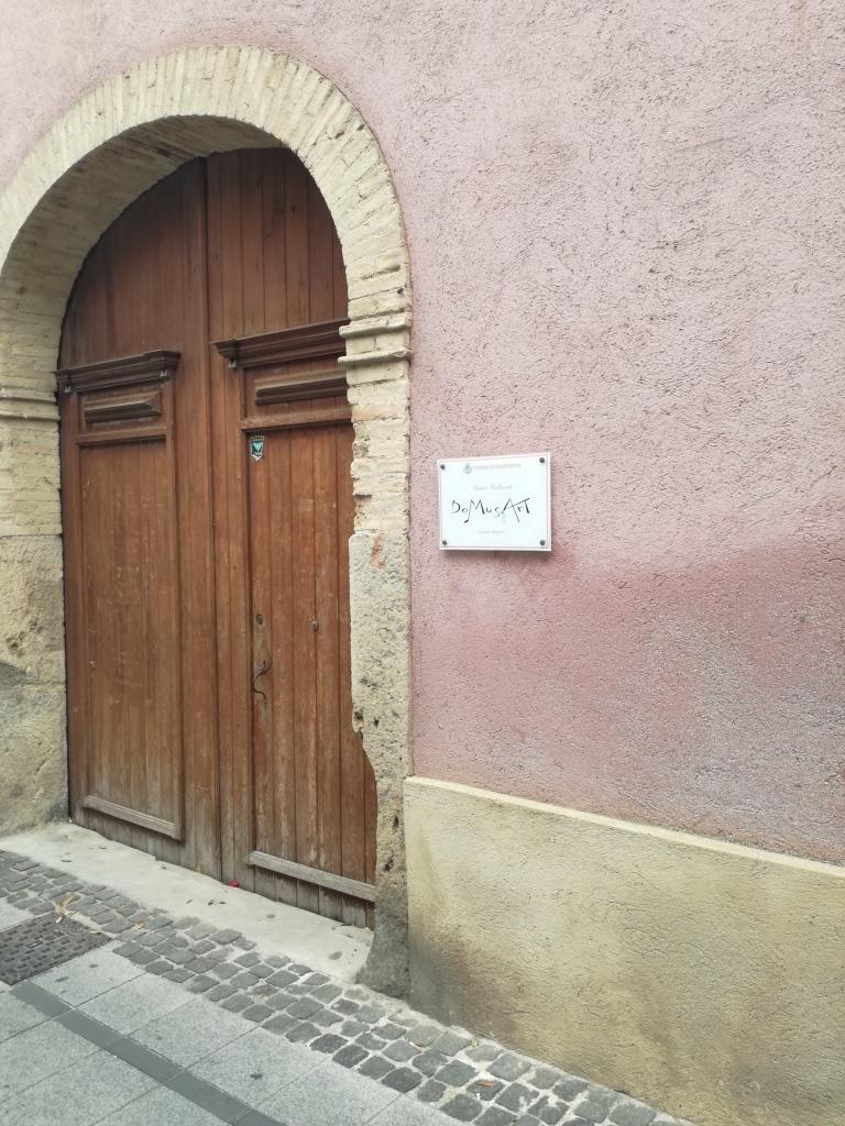 Domusart monumenti aperti for Casa di cura santa maria del pozzo