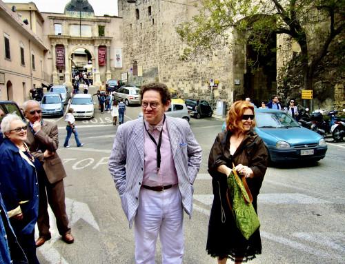 La scomparsa di Philippe Daverio, nel 2007 protagonista a Monumenti Aperti.