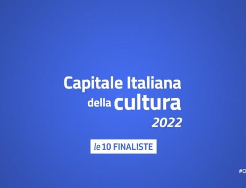 """""""Capitale italiana della cultura 2022"""": al via le audizioni dei finalisti"""
