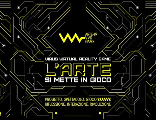L'arte si mette in gioco: 26-30 novembre appuntamento con Virus Virtual Reality Game