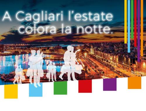 """Con l'estate tornano a Cagliari le """"Notti Colorate"""""""