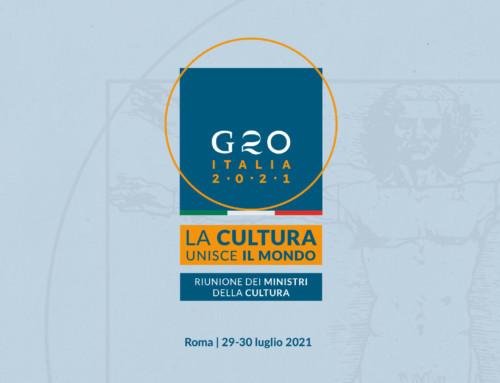 G20: MiC, il 29 e 30 luglio a Roma la ministeriale Cultura