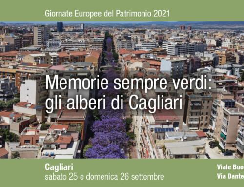 """""""Memorie sempre verdi: gli alberi di Cagliari"""" in occasione delle Giornate Europee del Patrimonio"""