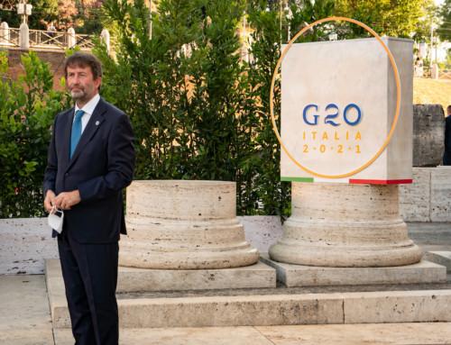 G20 approva 32 punti nella Dichiarazione di Roma dei ministri della Cultura