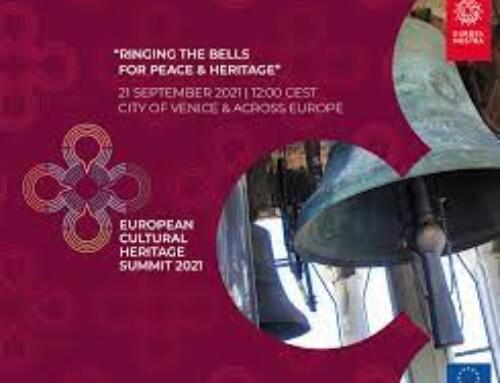 European Cultural Heritage Summit: dal 21 al 24 settembre a Venezia